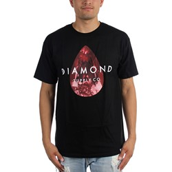Diamond Supply - Mens Teardrop T-Shirt