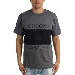 Crooks & Castles - Mens Iron T-Shirt