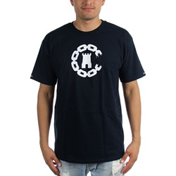 Crooks & Castles - Mens Iron Chain C T-Shirt