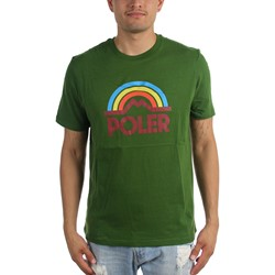 Poler - Mens Mountain Rainbow T-Shirt