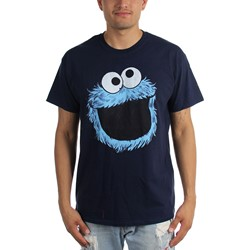 Sesame Street - Mens Cookie Monster T-Shirt