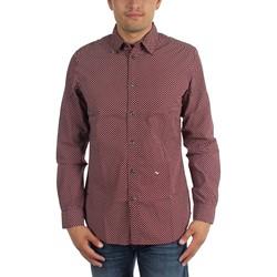Diesel Mens S-Pink Woven Shirt