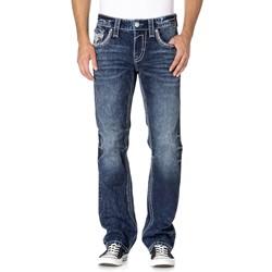 Rock Revival - Mens Casey J400 Straight Jeans