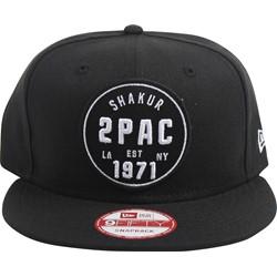 Tupac - Unisex-Adult Old School Snapback Hat