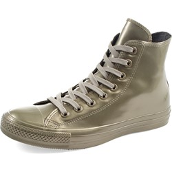 Converse - Womens Chuck Taylor All Star Hi Top Shoes in Metallic Rubber