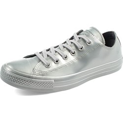 Converse - Womens Chuck Taylor All Star Low Top Shoes in Metallic Rubber