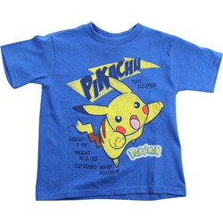 Pokemon - Boys Pikachu Juvy T-Shirt