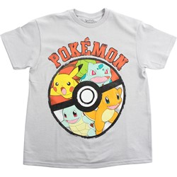 Pokemon - Youth Pokeball T-Shirt
