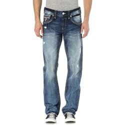 Rock Revival - Mens Diji J206 Straight Jeans