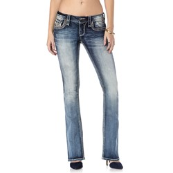 Rock Revival - Womens Kailyn BM205 Bootcut Jeans