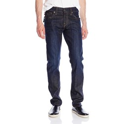 True Religion - Mens Geno Flap Pocket Skinny Jeans