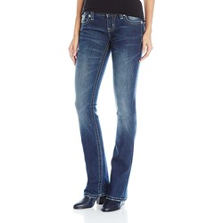 Miss Me - Womens Bootcut Jeans