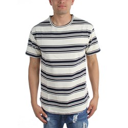 10 Deep - Mens Striped T-Shirt