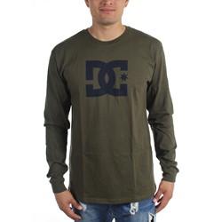 DC - Mens Star Ls T-Shirt