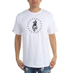 Crooks & Castles - Mens The Player Crossbones T-Shirt