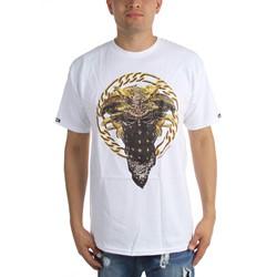 Crooks & Castles - Mens Cultivated Lux Medusa T-Shirt