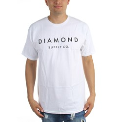 Diamond Supply - Mens Stone Cut T-Shirt