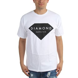 Diamond Supply - Mens Solid Stone T-Shirt