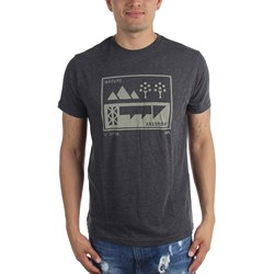 RVCA - Mens Division Box T-Shirt