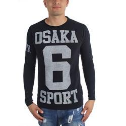 Superdry - Mens Osaka Sport Longsleeve T-Shirt