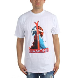 Diamond Supply Co. - Mens Diamond Peak T-Shirt