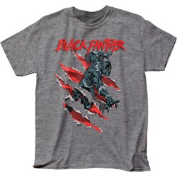Black Panther - Mens Clawing Adult T-Shirt