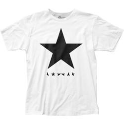 David Bowie - Mens Blackstar Fitted Jersey T-Shirt