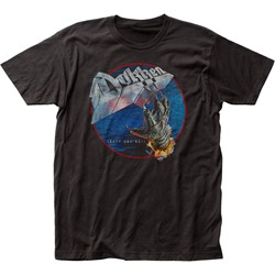 Dokken - Mens Tooth And Nail Fitted Jersey T-Shirt