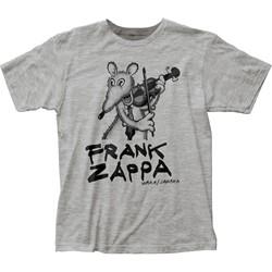 Frank Zappa - Mens Waka Jawaka Fitted Jersey T-Shirt