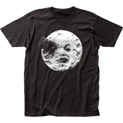 Impact Original - Mens A Trip To The Moon Fitted Jersey T-Shirt
