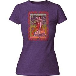 Janis Joplin - Womens Avalon Ballroom Juniors T-Shirt
