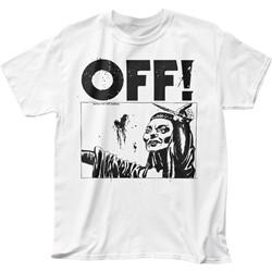 OFF! - Mens Satan Did Not Appear Adult T-Shirt