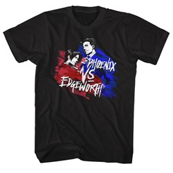 Ace Attorney - Mens Vs T-Shirt