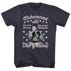Muhammad Ali - Mens Vintage Greatest T-Shirt
