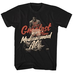 Muhammad Ali - Mens Great T-Shirt