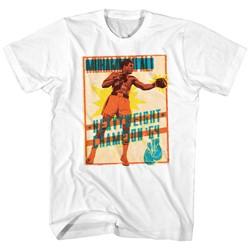 Muhammad Ali - Mens Bright Poster T-Shirt