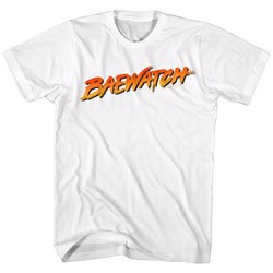 Baywatch - Mens Baewatch Logo T-Shirt