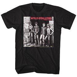 Bill And Ted - Mens Wyld Stallyns T-Shirt