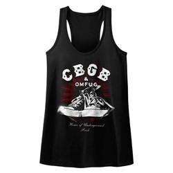 Cbgb - Womens Chux Tank Top