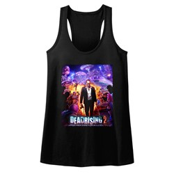 Dead Rising - Womens Purple Action Tank Top