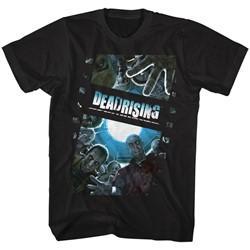 Dead Rising - Mens Zombiefilm T-Shirt