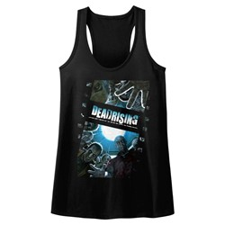 Dead Rising - Mens Zombiefilm Tank Top