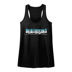 Dead Rising - Womens Logo Tank Top
