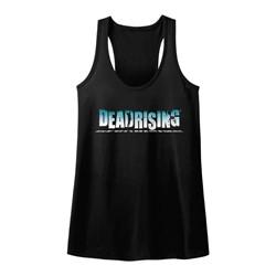 Dead Rising - Mens Logo Tank Top