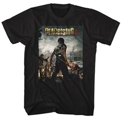 Dead Rising - Mens Deadrising3 T-Shirt