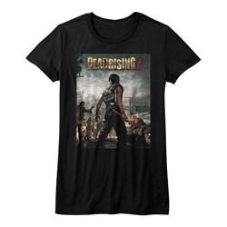 Dead Rising - Womens Deadrising3 T-Shirt