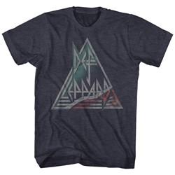 Def Leppard - Mens Watermelone T-Shirt