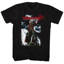 Devil May Cry - Mens Dante'S Awakening (Dmc 3) T-Shirt