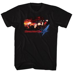 Devil May Cry - Mens Face Your Demons T-Shirt