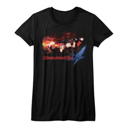 Devil May Cry - Womens Face Your Demons T-Shirt